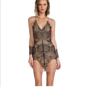 For love and lemons Antigua lace dress